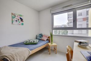 Photo 112 studios équipés 104 logements doubles équipés (possibilité de colocation) n° 5