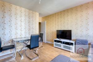 Vente T2 place Alessandria 95100 Argenteuil - Investissement Locatif