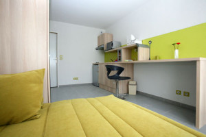 Photo Apartment type T1, furnished and equipped 25m², student residence Marseille n° 5