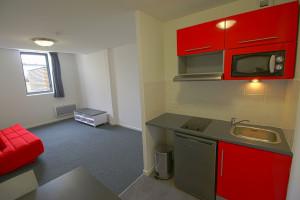 Photo Studio de 25 m² avec lit double n° 2