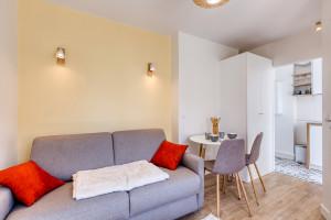 Magnifique Studio refait à neuf - 27 rue Morand 75011 Paris - Quartier Folie Méricourt