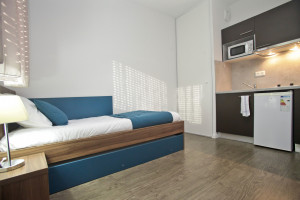 Photo Beautiful furnished apartment almost new, student residence Tours n° 1