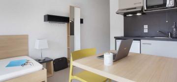 Photo Studio de 16 à 26m² meublé et équipé n° 7