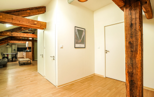 Photo Colocation dans appartement en co-living dans une résidence étudiante à St Etienne n° 3