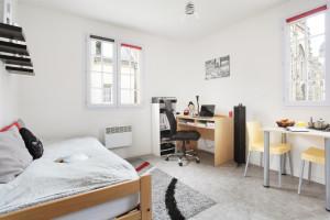 Photo T1 20-28 m² 1 or 2 people n° 1