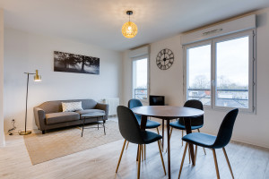 Appartement T2 - Evry
