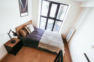 Photo Studio mezzanine en résidence étudiante à Saint Etienne dans quartier résidentiel n° 3