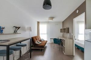 Photo T1 de 19 m² à louer dans une résidence étudiante n° 4