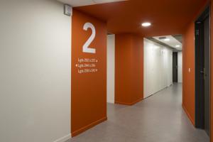 Photo 132 studios de 18m² à 27m² - Résidence Logifac Sirius - St Priest en Jarez n° 2