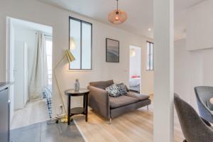 Magnifique T3 rénové et meublé - Disponible immédiatement