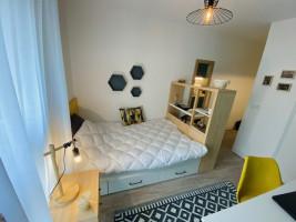 Photo Studio de 17 à 20m² meublé et équipé n° 2