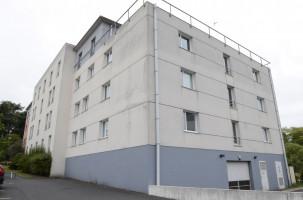 Photo T1 meublé et équipé en résidence étudiante à Nantes n° 6