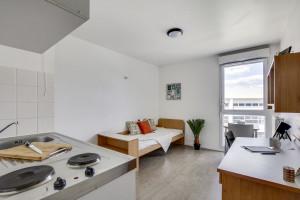 Photo 168 studios équipés de 19 m² à  23 m², 80 logements doubles équipés permettant la colocation et 1 F3 de 60 m². n° 4