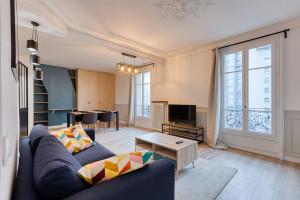 Frais de location offerts - Très beau T2 refait à neuf - 177 Boulevard Lefebvre - 75015 Paris