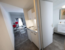 Photo Studio de 18 à 20m² meublé et équipé n° 4