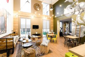 Photo Chambre en co-living en résidence étudiante à Caen n° 10