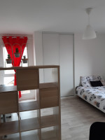 Photo T1 de 30m² meublé et équipé Etages n° 1