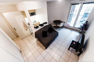 Photo T2 à louer Limoges en résidence étudiante n° 6