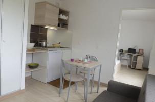 Photo Location étudiant : T2 de 30m2, résidence étudiante Strasbourg n° 12