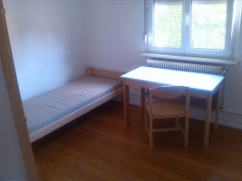 Photo Chambre de 15m² meublée et équipée n° 1