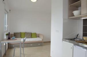 Photo Location étudiant : T2 de 30m2, résidence étudiante Strasbourg n° 22