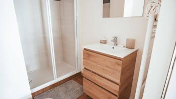 Photo Studio mezzanine en résidence étudiante à Saint Etienne dans quartier résidentiel n° 7