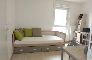 Photo Location étudiant : T2 de 30m2, résidence étudiante Strasbourg n° 17