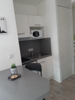 Photo T1 de 30m² meublé et équipé Etages n° 4