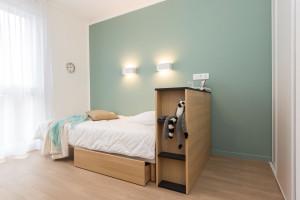 Photo Studio de 18 à 25m² meublé et équipé n° 12