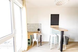 Photo Chambre en co-living en résidence étudiante à Caen n° 2