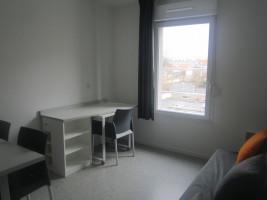 Photo T2 de 28 à 36m² meublé et équipé n° 1