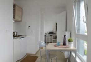 Photo Location étudiant : T2 de 30m2, résidence étudiante Strasbourg n° 9