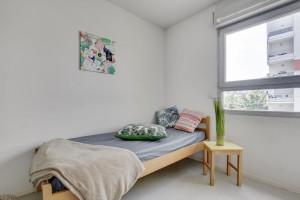 Photo 112 studios équipés 104 logements doubles équipés (possibilité de colocation) n° 2
