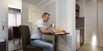 Photo Studio de 22m² à 27m² à partir de 540€ HC par mois n° 14