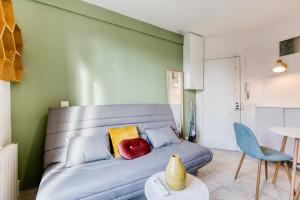 Magnifique studio - rue Piat 75020 Paris