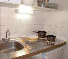 Photo T1 meublé et équipé en résidence étudiante à Nantes n° 2