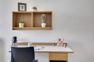 Photo 168 studios équipés de 19 m² à  23 m², 80 logements doubles équipés permettant la colocation et 1 F3 de 60 m². n° 11