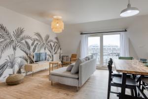 Magnifique T5 refait à neuf par architectes  - place des Trois Gares - Centre ville
