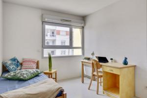 Photo 112 studios équipés 104 logements doubles équipés (possibilité de colocation) n° 6