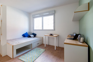Photo Studio de 18 à 19m² meublé et équipé n° 2