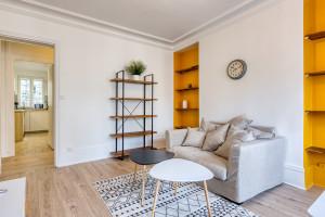 Frais de location offert : Très beau T3 refait à neuf - 69 avenue de Saint-ouen - 75017