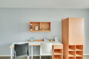Photo 205 studios meublés de 17 m² à  24 m² n° 9
