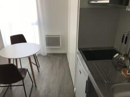 Photo T1 de 22m² meublé et équipé n° 4