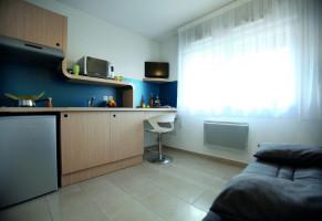 Photo Joli studio de 15m2 en résidence étudiante, Perpignan (66000) n° 15