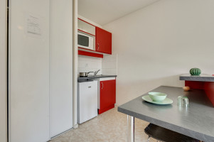 Photo Studio de 18 à 37m² meublés et équipés n° 4