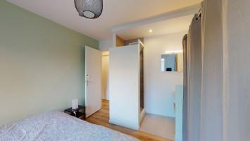 Très beau T4 meublé de 62m² aux Cinq-Avenues