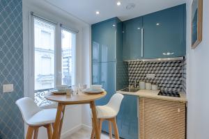 Deux pièces meublé et équipé rue de Nantes à vendre