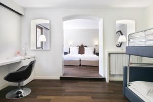Photo Chambre double de 14m² meublé n° 25