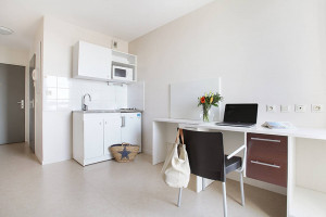 Photo Studio de 19 m² à 495€ n° 1