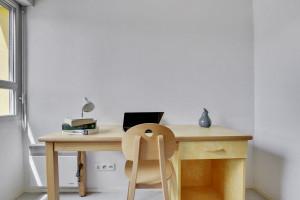 Photo 112 studios équipés 104 logements doubles équipés (possibilité de colocation) n° 4